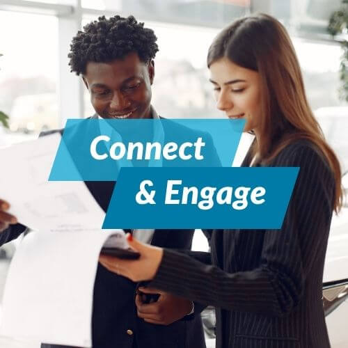 Connect and Engage