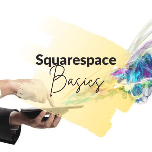 Squarespace basics