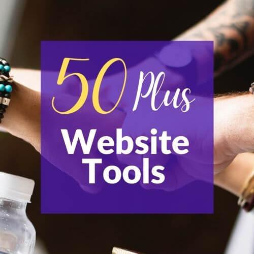 Website Tools