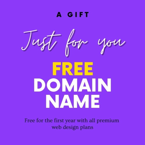 Free Domain Offer